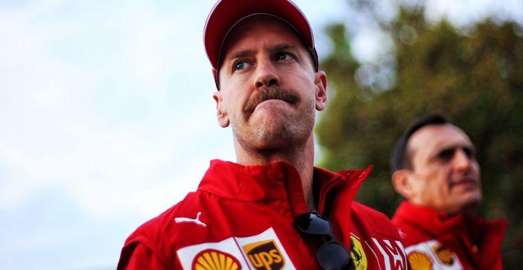 Vettel: Venster nog niet gevonden om SF90 volledig te ontgrendelen
