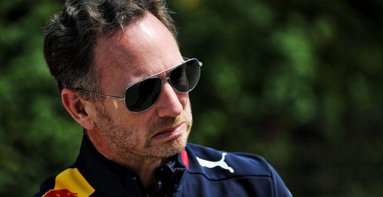 Horner wrijft in zijn handen met 'bijzonder sterke coureur', Max Verstappen