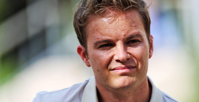 Nico Rosberg vertelt over keiharde en soms ijskoude sfeer bij Williams