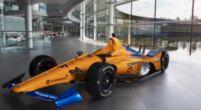 """Afbeelding: Brown: """"Alonso zal op Indy meteen op snelheid zijn, het team heeft langer nodig"""""""