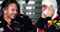 "Image: Horner praises the ""remarkable job"" Verstappen has done at Red Bull"