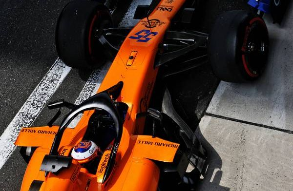 Sainz hoping to show improvement at every race with McLaren