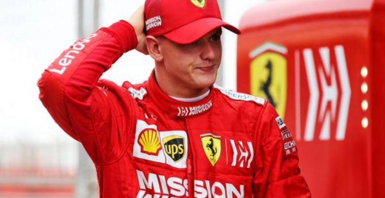 Michael Schumacher was anxious to manage Mick
