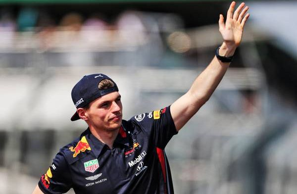Max Verstappen says there is nothing magical about Sebastian Vettel