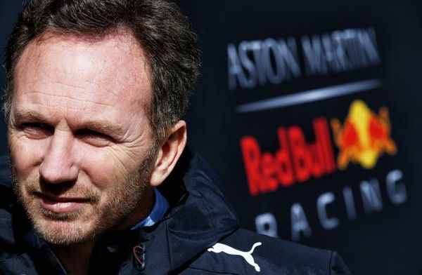 Christian Horner says It's all about collecting points