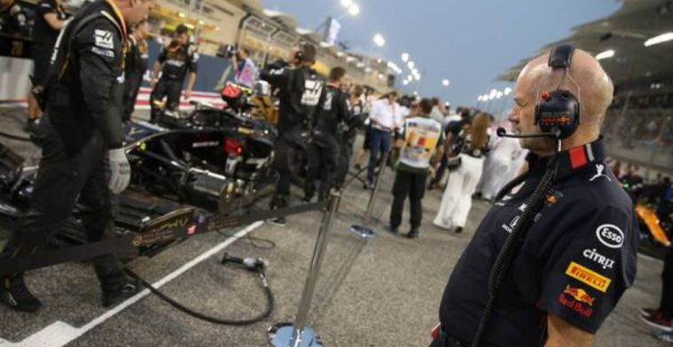 Newey: Marko adds a lot to the team, young talent is a bonus