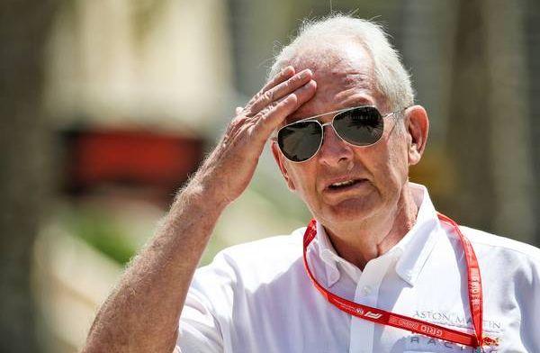 Helmut Marko hoopt dat de Formule 1 nog moeilijker wordt