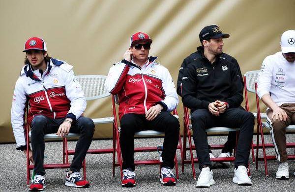 """Kimi: """"Onze auto is in principe snel"""""""