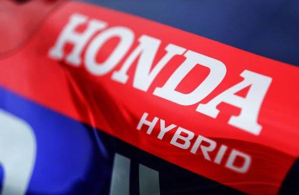 Honda zal pushen in Baku