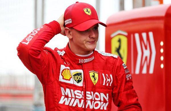 Mick Schumacher zal niet testen voor Ferrari in Barcelona