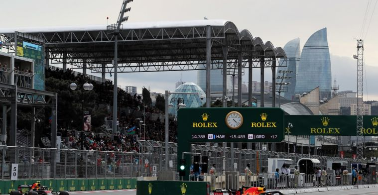 Voorbeschouwing: De Grand Prix van Azerbeidzjan 2019
