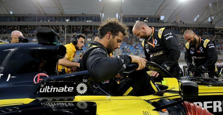 Renault: We hebben voldoende snelheid om aan de top van het middenveld te staan