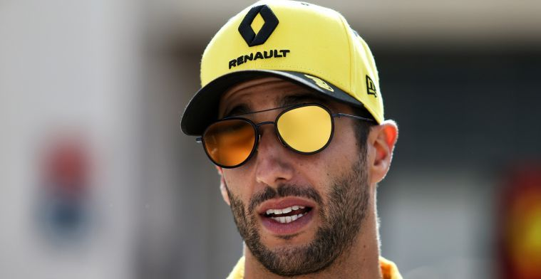 Daniel Ricciardo: Ik wil nog steeds dat mijn concurrenten mij vrezen