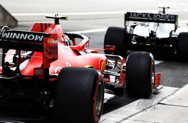 Ferrari imponeert in Bakoe met aanzienlijk grotere achtervleugel