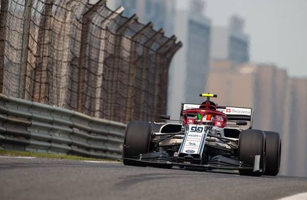 Giovinazzi to take 10-place grid penalty in Baku