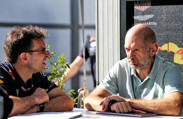 """Newey: """"Publiekelijk kritiek leveren op Renault ging niet zoals gepland"""""""