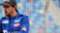 Image: Alonso's IndyCar return hit by rain delay