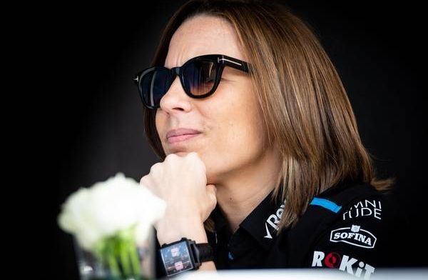 Claire Williams insists the team is not for sale amidst rumours