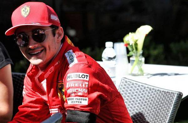 Ferrari dominate crash-heavy FP2 in Baku!