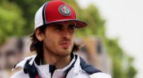 Afbeelding: Giovinazzi ontvangt tien plaatsen gridstraf voor GP van Azerbeidzjan
