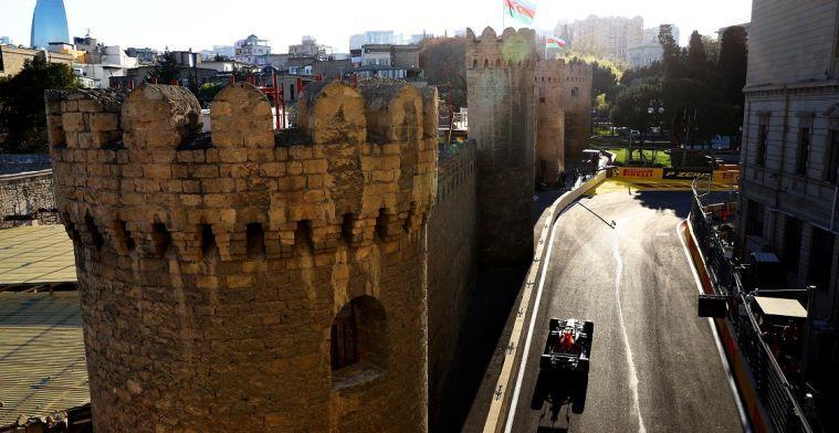 Social Media Reacts: Azerbaijan Grand Prix
