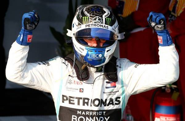 Redemption for Bottas in Baku in another Mercedes one-two!