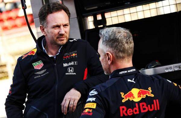 Horner ziet Red Bull dichterbij Ferrari en Mercedes komen in Baku