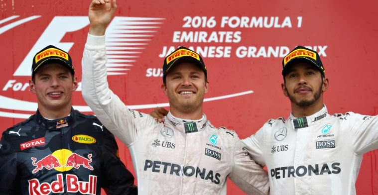 Rumour: Liberty Media reportedly ban Nico Rosberg from Baku paddock