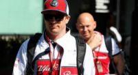 Image: Alfa Romeo already knew about front wing issue - Raikkonen