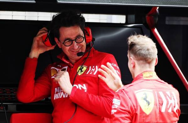 Binotto thinks there was nothing wrong with Leclerc strategy in Baku