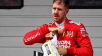 Image: Vettel had to save fuel, insists Binotto