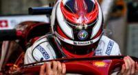 "Image: Raikkonen thinks Spain ""should be easier"" for Alfa after P10 in Baku"