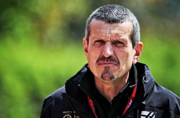 Guenther Steiner on Haas' tyre trouble