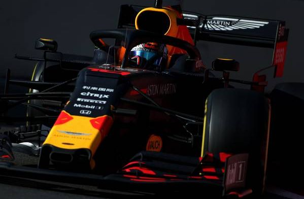 Red Bull improve cornering speed through new suspension