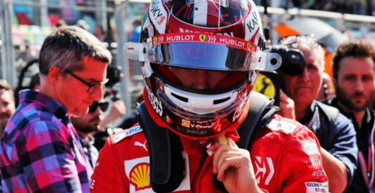 Leclerc flattered by title challenge talk