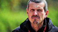 Image: Guenther Steiner on Haas' tyre trouble