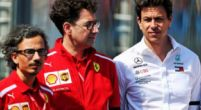 Image: Binotto dissects why Ferrari is so far behind Mercedes