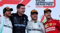 Image: Watch: Mercedes' Azerbaijan Grand Prix debrief