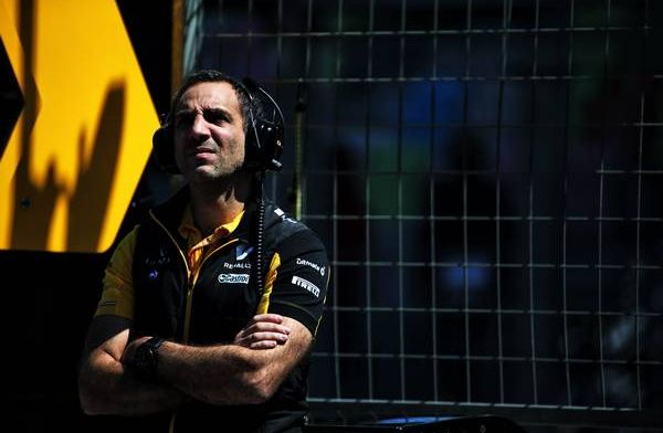 Cyril Abiteboul says Red Bull is what it is today thanks to Renault