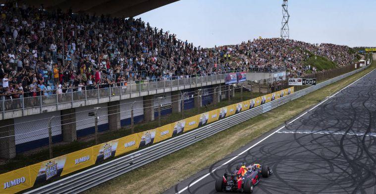 Op deze punten zal Zandvoort aangepast moeten worden voor de Nederlandse GP