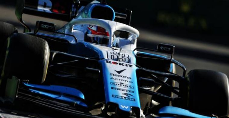 Williams to receive compensation for Russell drain cover incident