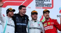 Image: Wolff: Mercedes won't have repeat of Rosberg-Hamilton rivalry