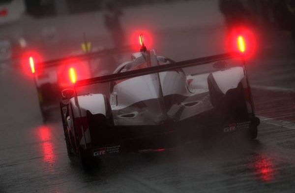 Snowy pictures of Spa-Francorchamps ahead of WEC 6 hour race