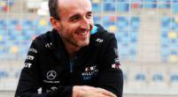 Image: Kubica still enjoying being back in F1 despite lack of results