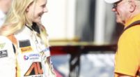 Afbeelding: Visser finisht als vierde bij de allereerste W Series-race