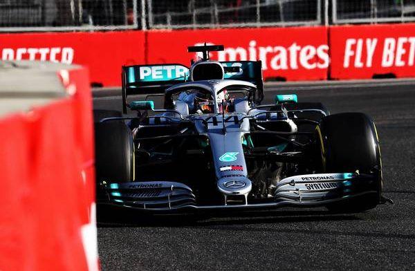 Hamilton: ''Ik ga mij niet bezig houden met het extra punt''