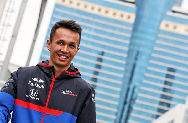 Alexander Albon says it was an easy decision to turn down Formula E