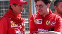 Image: Mattia Binotto admits Mercedes is 'slightly better' than Ferrari