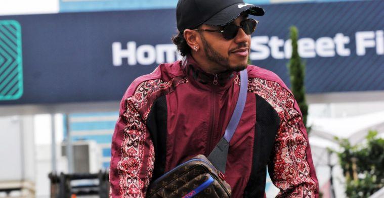 Lewis Hamilton juicht komst nieuwe generatie coureurs toe