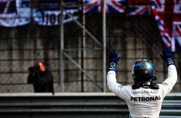 Bottas believes Mercedes deserve its results this season